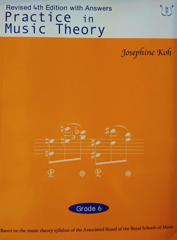 Practice in music theory grade 6 scaled 1