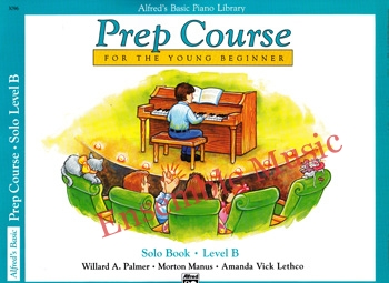 Prep Course For the Beginner Solo Book Level B