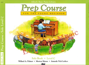 Prep Course For the Beginner Solo Book Level C