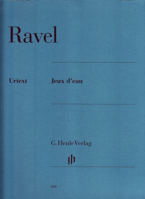 Ravel Jeux d Eau