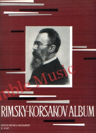 Rimsky korsakov album