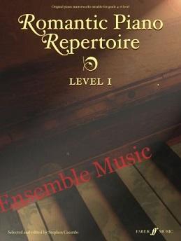 Romantic Piano Repertoire Level 1