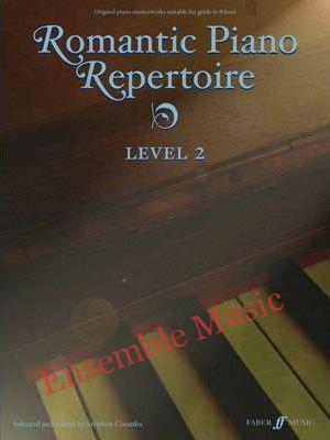 Romantic Piano Repertoire Level 2