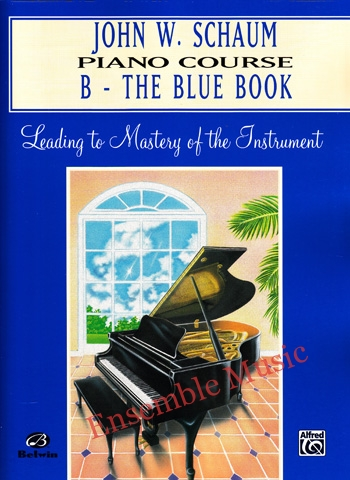 Schaum the blue book