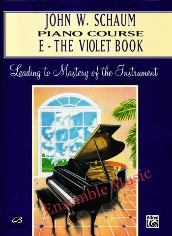 Schaum the violet book
