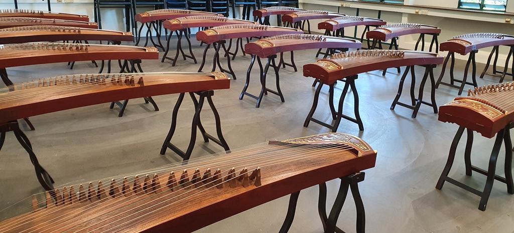 School Guzheng