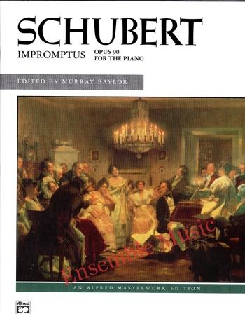 Schubert Impromptus Opus 90