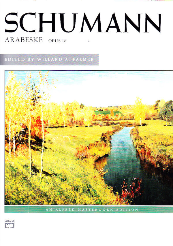 Schumann Arabeske Opus 18