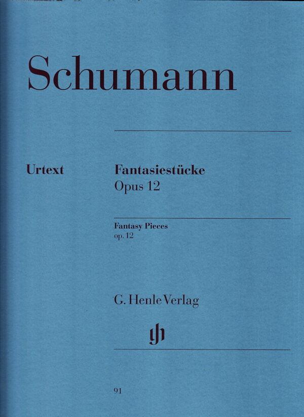 Schumann Fantasy Pieces Op. 12