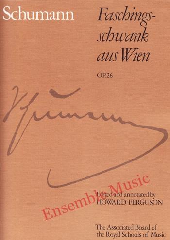 Schumann Faschingsschwank aus Wien Op 26 1