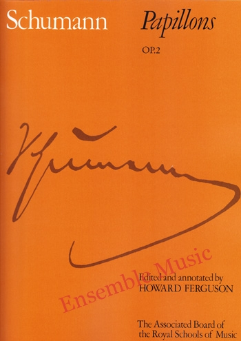 Schumann Papillons Op 2