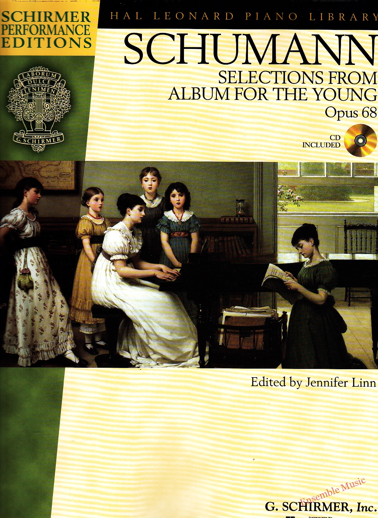 Schumann Selections From Album For The Young Opus 68