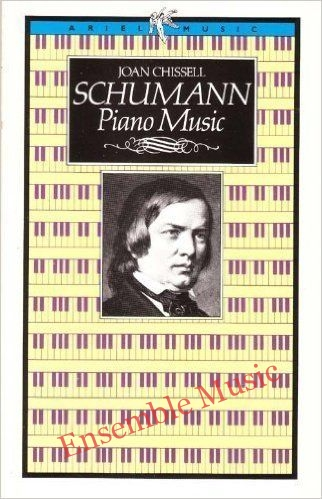 Schumann piano music