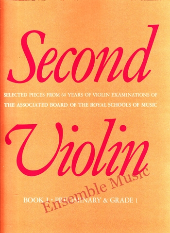 Second Violin bk 1