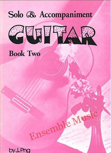 Solo Accompaniment Guitar Book Two 2