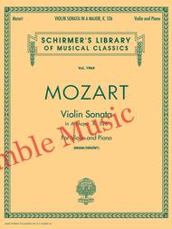 Sonata in A K.526