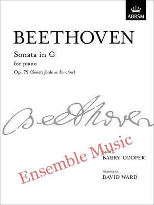 Sonata in G Op. 79