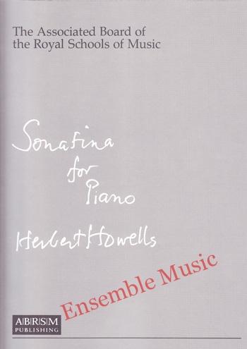 Sonatina for Piano Herbert Howells