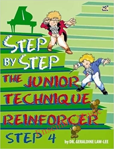 Step by Step The Junior Technique Reinforcer Step 4