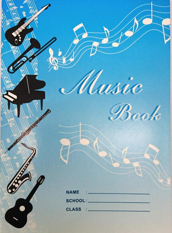 Student Manuscript Record Book A5