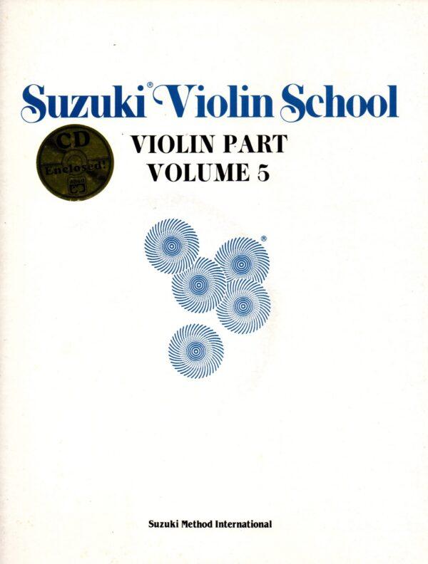 Suzukiviolinschoolvol5 scaled 1