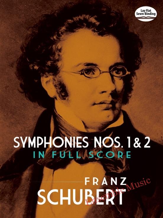 Symphonies nos. 1 2 in full score