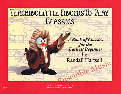 Teaching Little Fingers to Play Classics