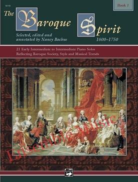 The Baroque Spirit 1600 1750 Book 1