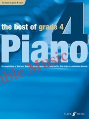 The Best of Grade 4 Piano Piano Solo