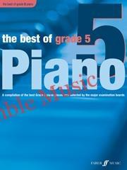 The Best of Grade 5 Piano Piano Solo