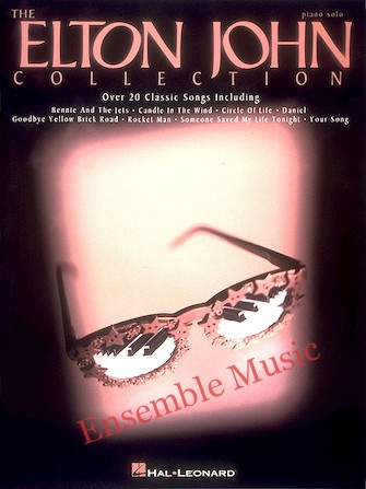 The Elton John Collection Over 20 Classic Songs Piano Solo