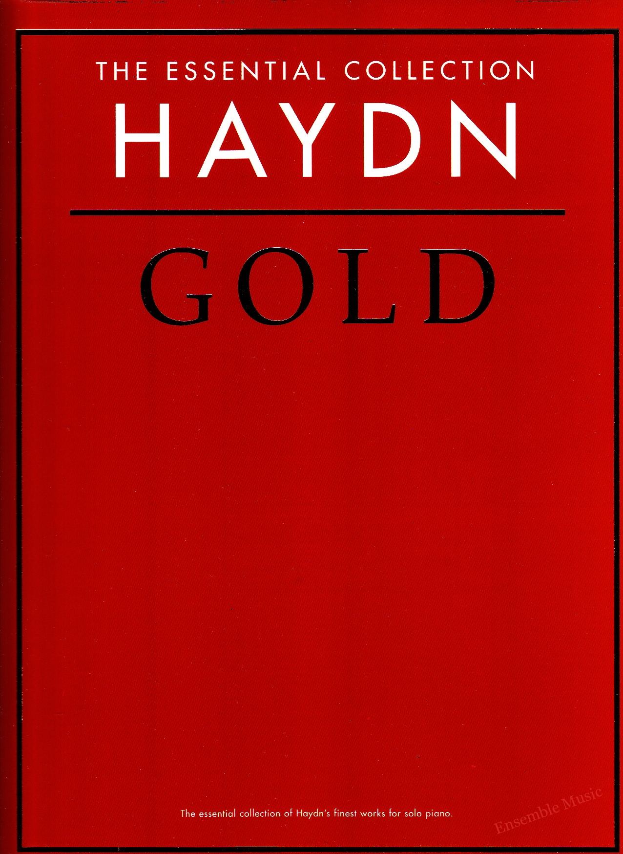 The Essential Collection Haydn Gold