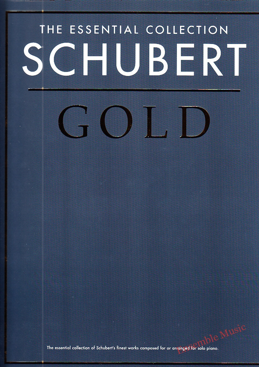 The Essential Collection Schubert Gold