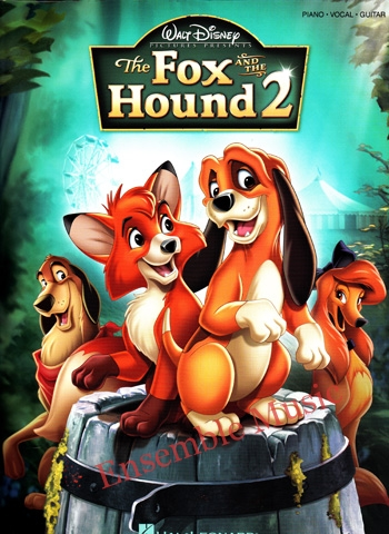 The Fox and the Hound 2 Disney