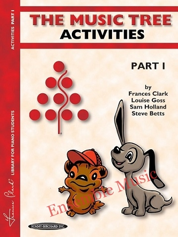 The Music Tree Activities Book Part 1
