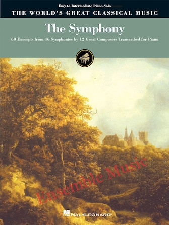The Symphony Easy to Intemediate Piano Solo