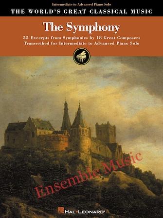 The Symphony Intemediate to Advanced Piano Solo