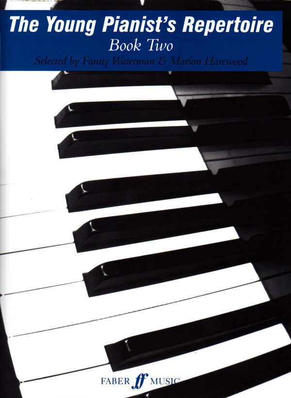 The Young Pianists Repertoire Book 2
