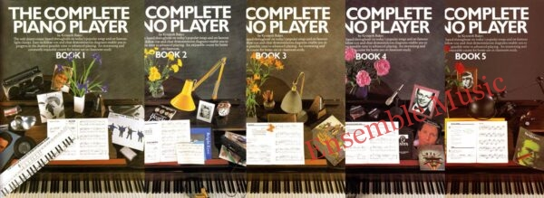 The complete piano player series