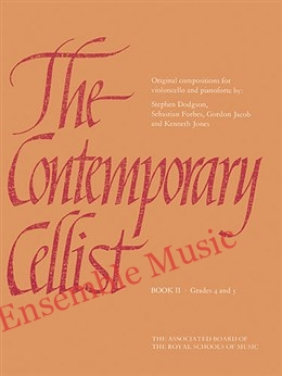 The contemporary cellist