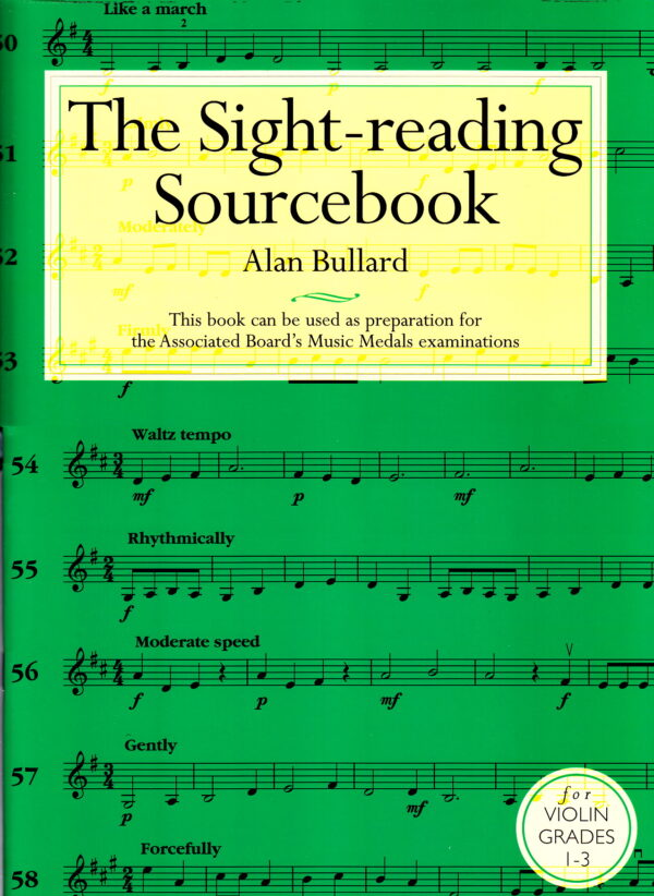 The sight reading sourcebook