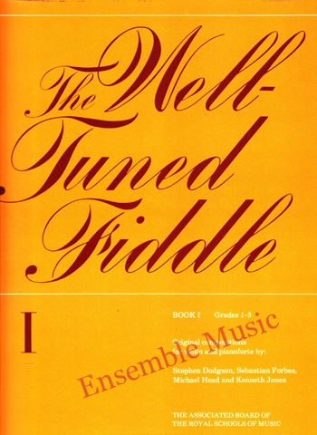 The well tuned fiddle book 1