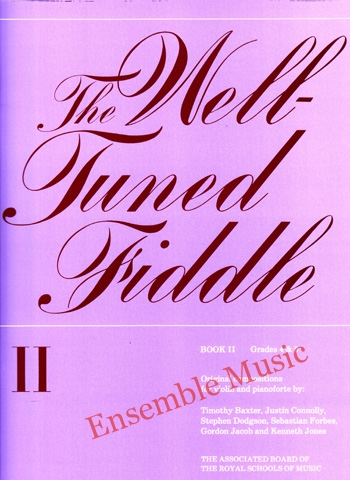 The well tuned fiddle