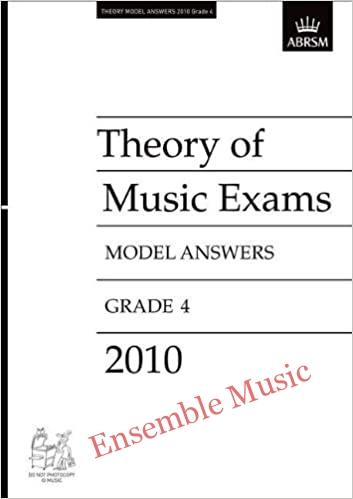 Theory model answers 2010 G4