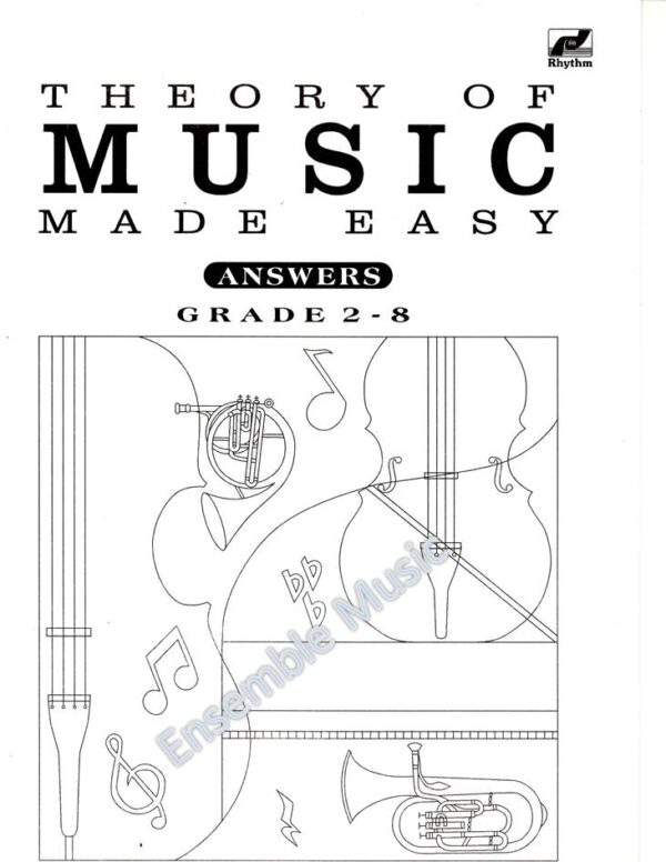 Theory of Music Made Easy Answers G2 8
