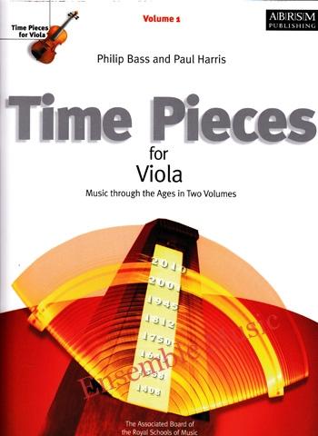 Time Pieces Viola Volume 1