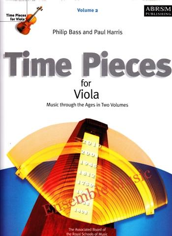 Time Pieces Viola Volume 2