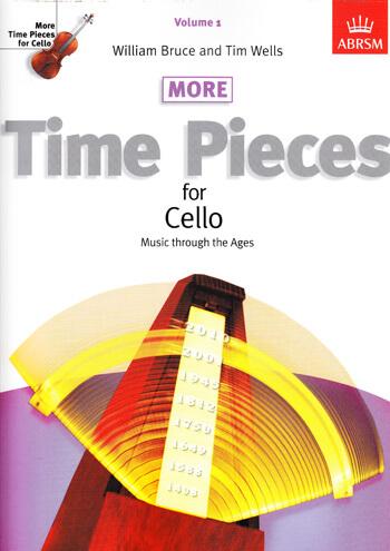 Times Pieces for Cello Vol 1