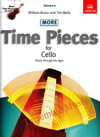 Times Pieces for Cello Vol 2