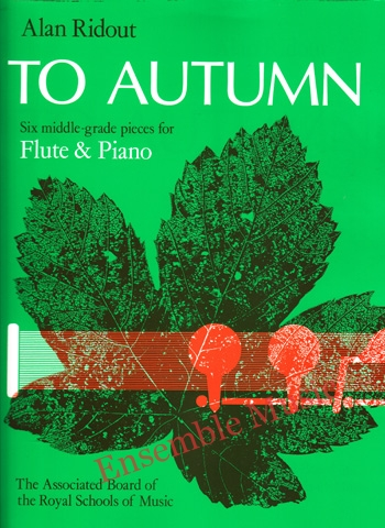 To Autumn for Flute